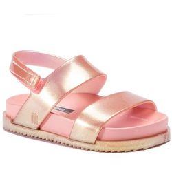 Sandały MELISSA - Mini Melissa Cosmic Sandal Bb 32332 Pink/Metallic Pink 52902