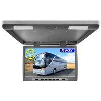 """Monitory samochodowe, NVOX RF1980U GR Monitor podwieszany podsufitowy LCD 19"""" cali LED FM IR USB SD"""