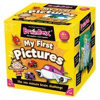 Gry dla dzieci, BrainBox My First Pictures