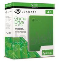 Akcesoria do Xbox One, Seagate Game Drive 4TB dla Xbox STEA4000402 - produkt w magazynie - szybka wysyłka!