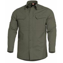 Koszula taktyczna Pentagon Plato LS, Ranger Green (K02019-06RG)