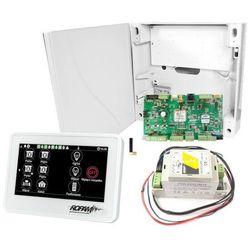 Zestaw alarmowy OptimaGSM-SET-TPR-4W (centrala, obudowa, zasilacz, panel biały) ROPAM