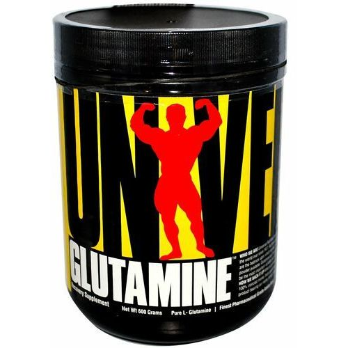 Aminokwasy, Universal Nutrition Glutamina w proszku 600 g
