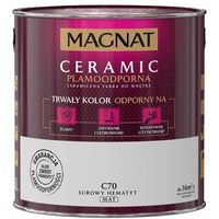 Farby, Farba Magnat Ceramic surowy hematyt 2,5 l