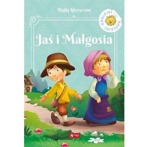 Książki dla dzieci, Jaś i Małgosia (opr. miękka)