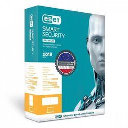 Oprogramowanie antywirusowe ESET Smart Security Premium BOX 1U 12M - ESSP1U12MB- natychmiastowa wysyłka, ponad 4000 punktów odbioru!