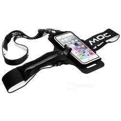 MOC Chest Plate Black akcesoria / szelki z rzepem do etui na smartfona - Black