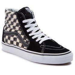 Sneakersy VANS - Sk8-Hi VN0A38GEVJM1 (Blur Check) Black/Classi