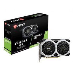 MSI Karta graficzna GeForce GTX 1660 Ti VENTUS XS 6GB OC 192BIT GDDR6 3DP/HDMI