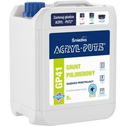 ŚNIEŻKA Acryl-Putz® GP41 Grunt Polimerowy Głęboko Penetrujący