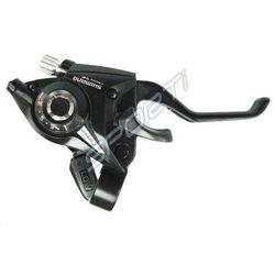 Dźwignia Shimano przerzutki-hamulca ST-EF500 7-rzędowa czarna