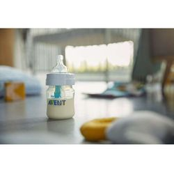 Philips Avent Butelka Anti-colic 125ml z nakładką Air Free™