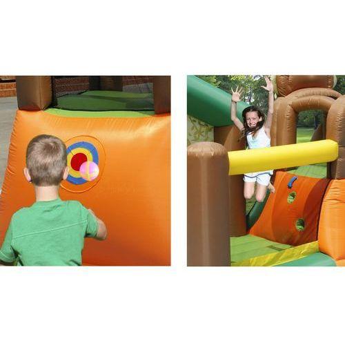 Zabawki dmuchane, Dmuchany domek HappyHop - Małpi Gaj