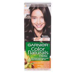 Garnier Color Naturals Créme farba do włosów 40 ml dla kobiet 4,12 Icy Brown