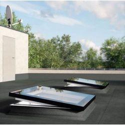 Okno do płaskiego dachu Fakro DEF DU6 100x100