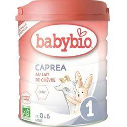 Mleko kozie początkowe dla niemowląt od 0 do 6 miesięcy BIO 800 g BABYBIO