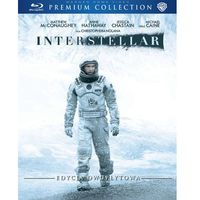 Pakiety filmowe, Interstellar (Premium Collection) (Blu-Ray) - Christopher Nolan DARMOWA DOSTAWA KIOSK RUCHU