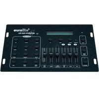 Zestawy i sprzęt DJ, Kontroler DMX Eurolite DMX LED Operator 4 70064504