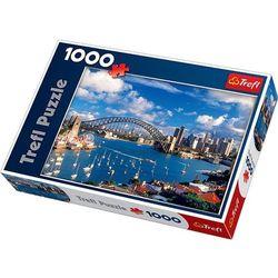 Puzzle Port Jackson, Sydney 1000 dílků v krabici 40x27x6cm