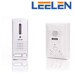 Leelen LEELEN Domofon głośnomówiący JB304 No9a / F7 No9a_F7 - Autoryzowany partner Leelen, Automatyczne rabaty.