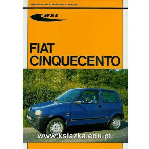Biblioteka motoryzacji, Fiat Cinquecento (opr. miękka)