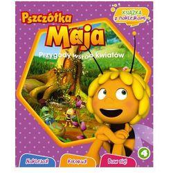 Pszczółka Maja 4 Przygoda wśród kwiatów (opr. broszurowa)