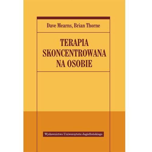 Książki medyczne, Terapia skoncentrowana na osobie (opr. miękka)