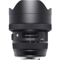 Obiektywy fotograficzne, Sigma A 12-24mm f/4 DG HSM Canon - produkt w magazynie - szybka wysyłka!