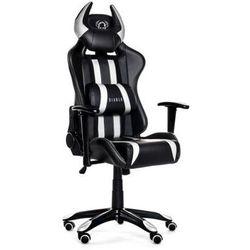 Fotel DIABLO CHAIRS X-One Horn Czarno-biały + Zamów z DOSTAWĄ JUTRO!