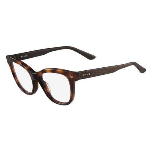Okulary korekcyjne, Okulary Korekcyjne Etro ET 2621 214