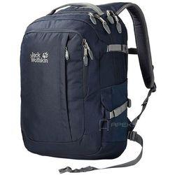 "Jack Wolfskin Jack.Pot De Luxe plecak miejski na laptopa 14"" / granatowy - Night Blue"