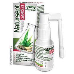 Natur-Sept Gardło spray dla dorosłych 30ml