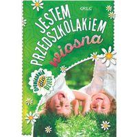 Książki dla dzieci, Jestem przedszkolakiem - wiosna. Darmowy odbiór w niemal 100 księgarniach! (opr. twarda)