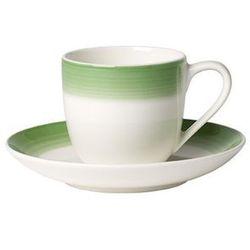 Villeroy & Boch - Colourful Life Green Apple Filiżanka do espresso ze spodkiem