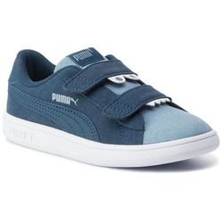 Sneakersy PUMA - Smash V2 Monster V Inf 369681 03 Gibraltar Sea/Faded Denim