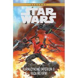 Karmazynowe Imperium II. Rada we krwi. Star Wars - Mike Richardson (opr. miękka)