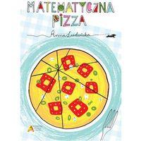 Książki dla dzieci, Matematyczna pizza (opr. miękka)