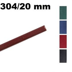 Kanały O.CHANNEL Classic 304 mm x 20 mm (do 190 kartek), czarne, 10 sztuk - Rabaty - Porady - Hurt - Negocjacja cen - Autoryzowana dystrybucja - Szybka dostawa