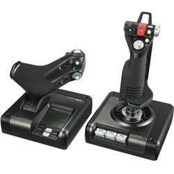 Joystick LOGITECH 945-000003 G Saitek X52 Pro Flight Control System + Zamów z DOSTAWĄ W PONIEDZIAŁEK! + DARMOWY TRANSPORT!