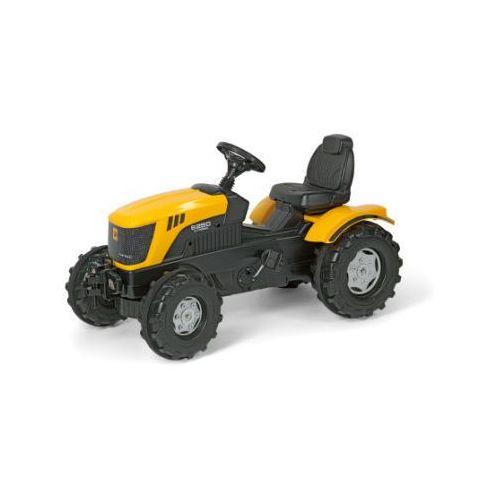 Traktory dla dzieci, ROLLY TOYS Traktor rollyFarmtrac JCB 8250