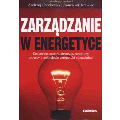 Leksykony techniczne, Zarządzanie w energetyce (opr. miękka)