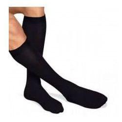 Podkolanówki męskie przeciwżylakowe z bawełną (52%) I klasy kompresji, ucisk 18-21mmHg - ANTISTRESS