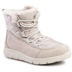 Śniegowce TIMBERLAND - Boltero Waterproof Winter Boots TB0A23BE071 Light Grey Nubuck