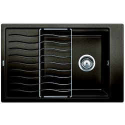 BLANCO ELON XL 6 S Silgranit zlewozmywak 780x500 mm bez korka automatycznego + kratka ociekowa, kolor KAWOWY 518754