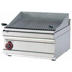 Grill wodny elektryczny | 580x425mm | 6300W | 600x600x(H)280mm