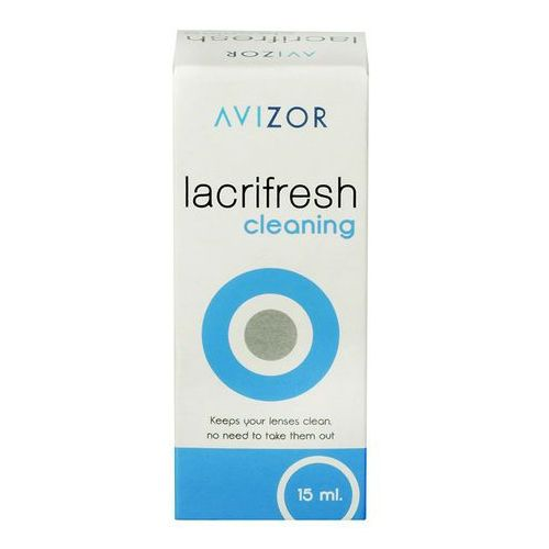 Krople do oczu, Avizor Cleaning Drops 15 ml