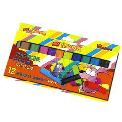 Plastelina Easy 12 kolorów