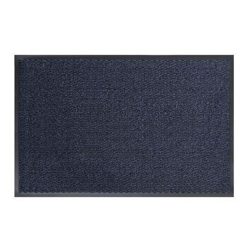 Wycieraczki, Wycieraczka Zone 90 x 150 cm niebieska