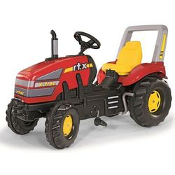 Rolly Toys traktor chodzik X-Trac ze skrzynią biegów - czerwony - BEZPŁATNY ODBIÓR: WROCŁAW!