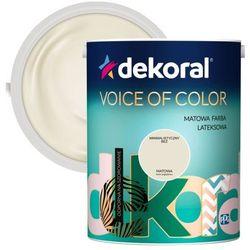 Farba Dekoral Voice of Color minimalistyczny beż 5 l